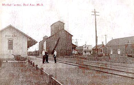 Old Bad Axe Depot